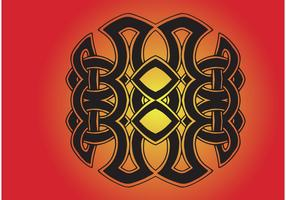 Celtic Tattoo Vector