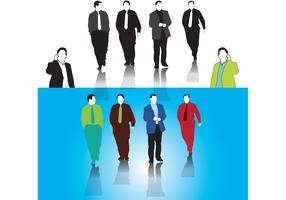 Businessmen Vectors