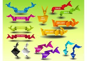 Sale Ribbon Graphics