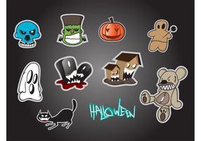 Halloween Vector Cartoons