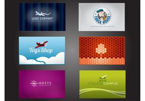 Business Card Logo Pack