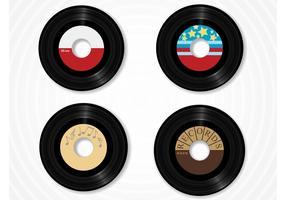 Vinyl Record Vectors