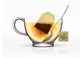 Brewing Tea Cup