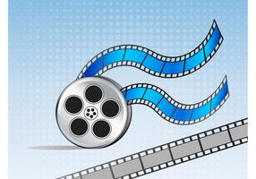 Film Reel Vectors