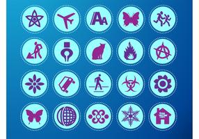 Icons Vector Set