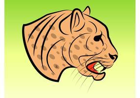 Jaguar Vector Clip Art
