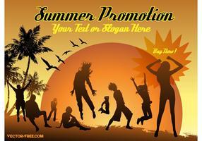 Publicidade de verão