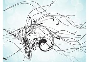 Abstract Doodle Graphics