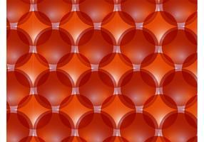 Red Circles Pattern