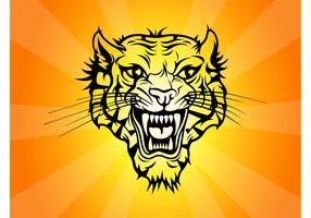 Tiger Tattoo Vector