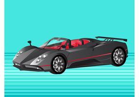 Pagani Zonda Sports Car