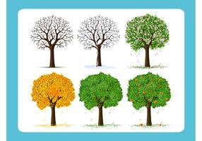 Free Vector Trees