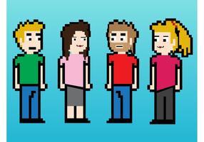 8-Bit Friends