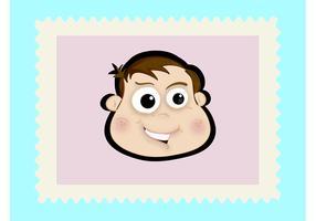 Smiling Chubby Boy