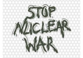 Stop Nuclear Poster