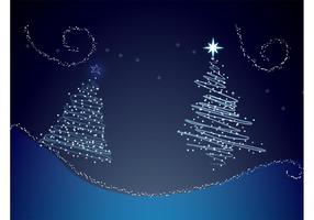 Silent Night Vector