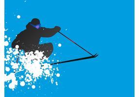 Ski Vector