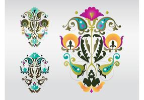 Colorful Floral Designs