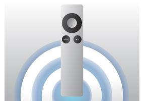 Realistic Apple Remote