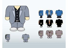 Suits Vector
