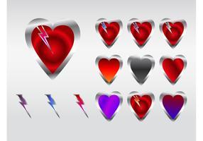 Lightning Hearts