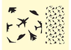 Flying Objects Pattern