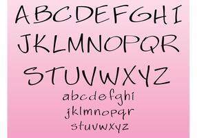 Generic Vector Font