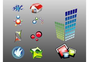 Shiny Logos