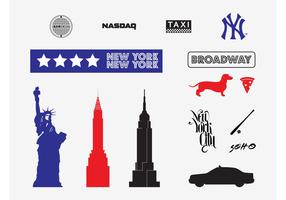 New York Vectors