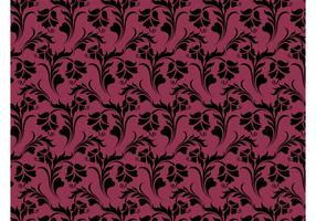Floral Tiles Pattern