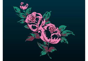 Roses Illustration