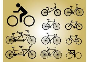 Biking Icons