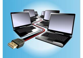 Technology Illustration