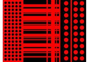 Dots Stripes Vector