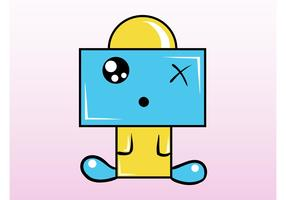 Cute Baby Robot