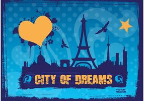 City Of Dreams Vector
