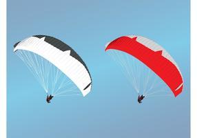 Paragliding Vectors
