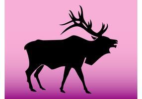 Elk Silhouette
