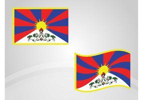 Flag Of Tibet