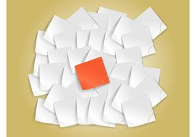 Paperwork Vector