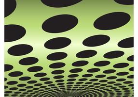 Circular Burst Pattern