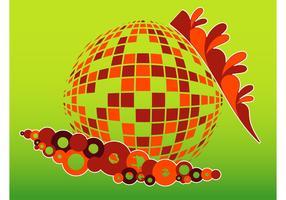 Colorful Disco Design