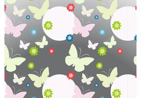 Spring Pattern Graphics