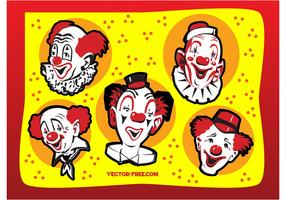 Clown Vectors