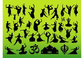Indian Dance Designs