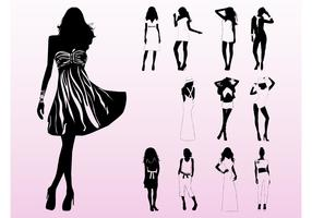 Model Silhouettes