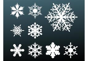 Snowflakes Footage