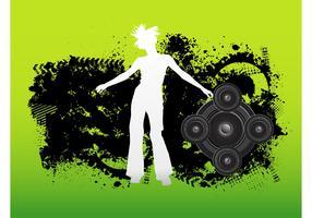 Grunge Dancer