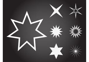 Stars Vectors Clip Art