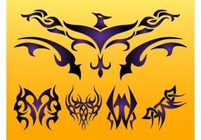 Tattoos Vector